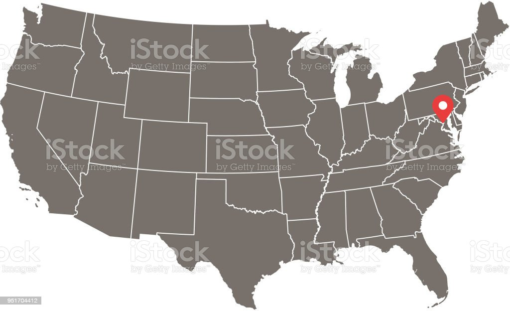 southeast Region United States Map New