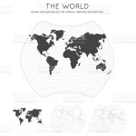 Map Of The World Stock Illustration Download Image Now Istock
