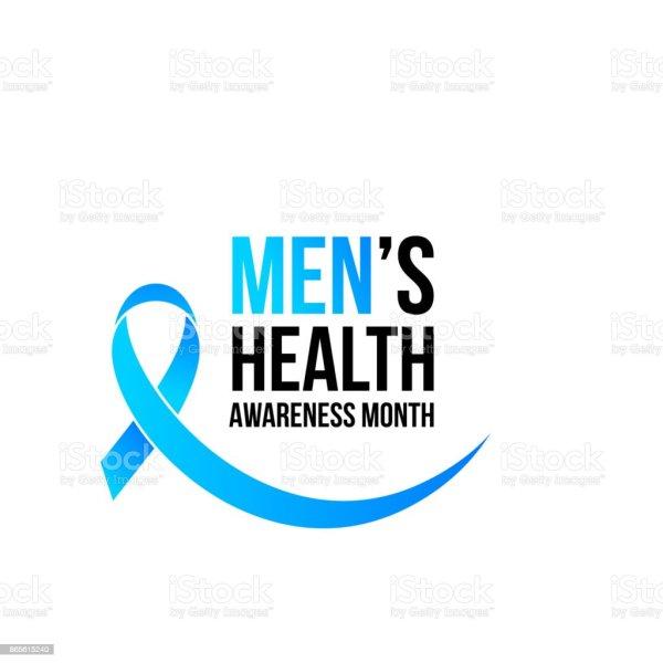 Men Health Man Prostate Cancer Awareness November Month ...