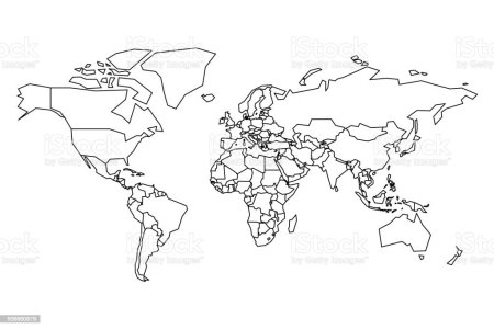 Map of world outline map of the world free interior design mir detok continents of the world map colorful blank pdf weggelopen info continents map world blank world global mapping b w outline map a stanfords world global gumiabroncs Gallery