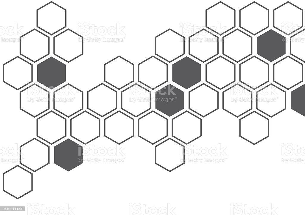 Best Honey Comb Illustrations RoyaltyFree Vector
