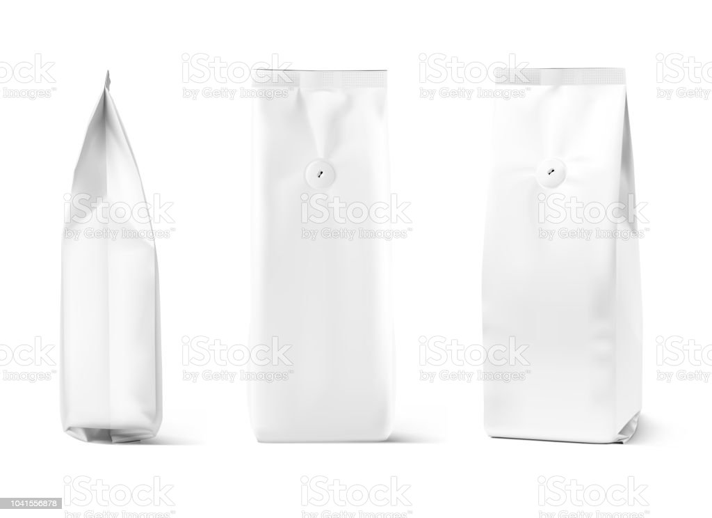 So work on your shopping bag designs with the free shopping bag mockup psd files which can be downloaded and edited like. Coffee Bag Mockup Vector Art Icons And Graphics For Free Download