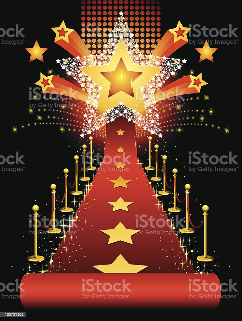 Clip Art Hollywood Star