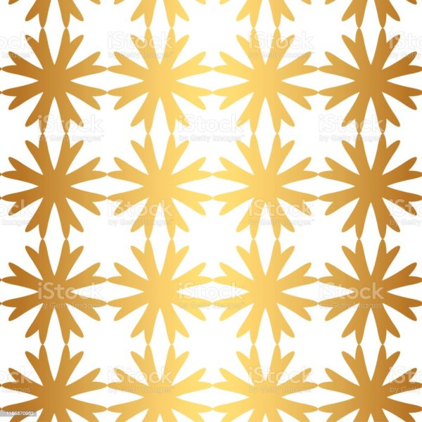 Seamless Vector Golden Background 10 Eps Gold Repeat ...