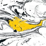 Vector Black White And Yellow Marble Background Stock Illustration Download Image Now Istock