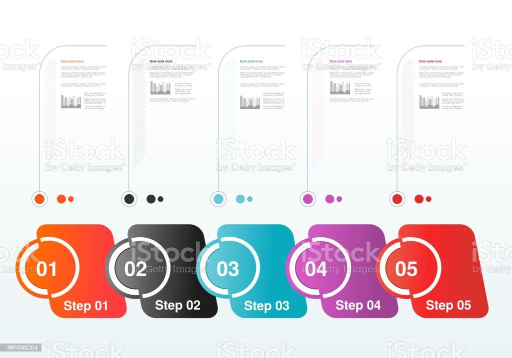向量圖表時間表設計帶有圓形標籤的範本公司大事記背景為業務 圖表 圖表 流程圖 過程 時間表向量圖形及更多 ...