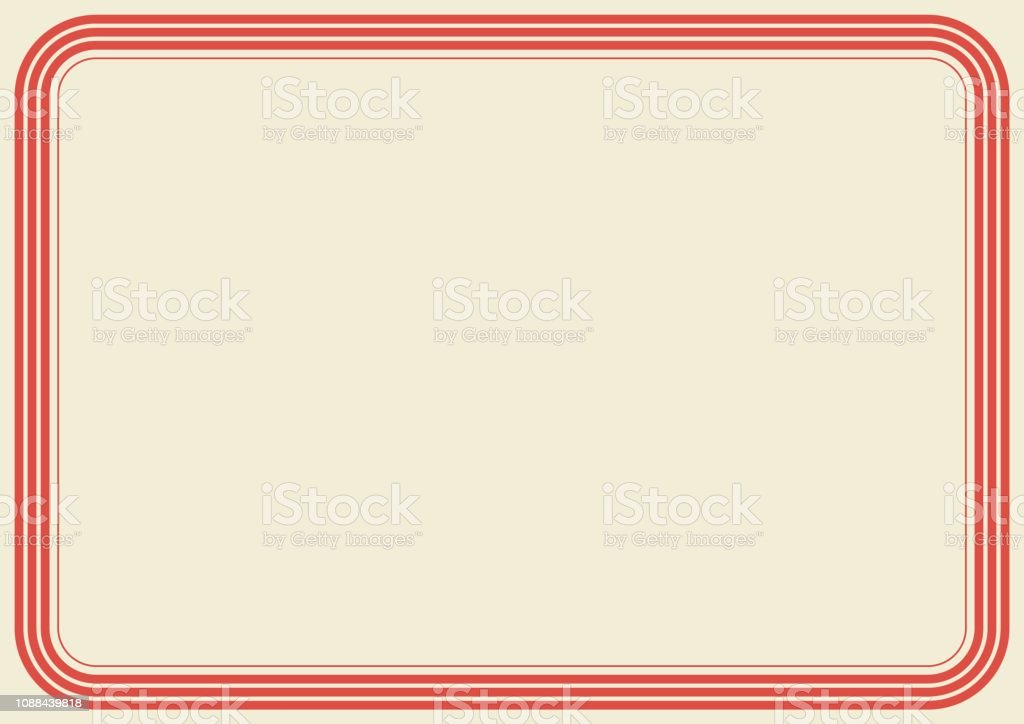 bordure de page pour le style vintage vector vecteurs libres de droits et plus d images vectorielles de antiquites istock
