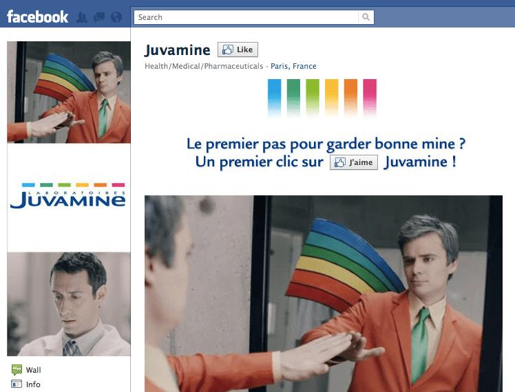 La nouvelle strat gie juvamine vid o page facebook for Ouvrir un lien dans une nouvelle fenetre