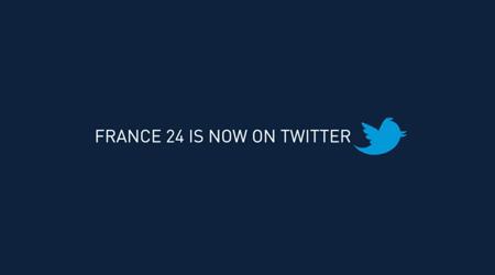 France 24 est maintenant sur Twitter