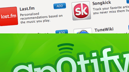 Spotify crée sa plateforme avec applications : Spotify Apps