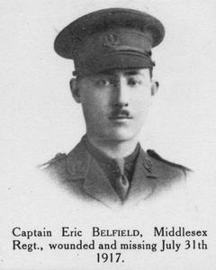 Captain Eric Belfield