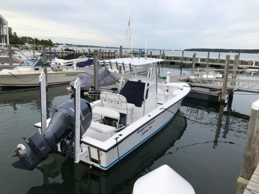 Used Rambo 27' 27 For Sale In New York   Greenport ...
