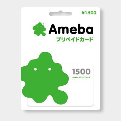 Ameba Prepaid Card