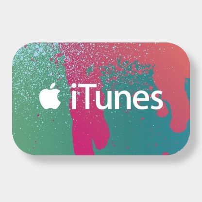 Japanese iTunes Card