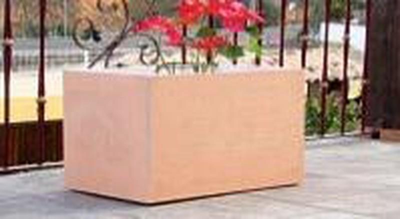 jardiniere rectangulaire en beton 60 largeur