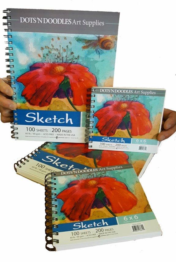 Sketchbook Sale