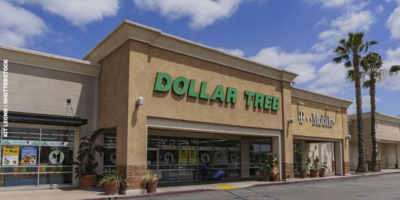 dollar tree and family dollar