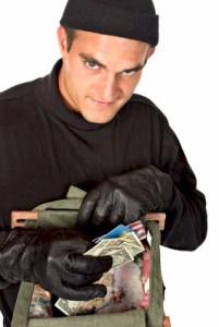 Plånbokstjuv