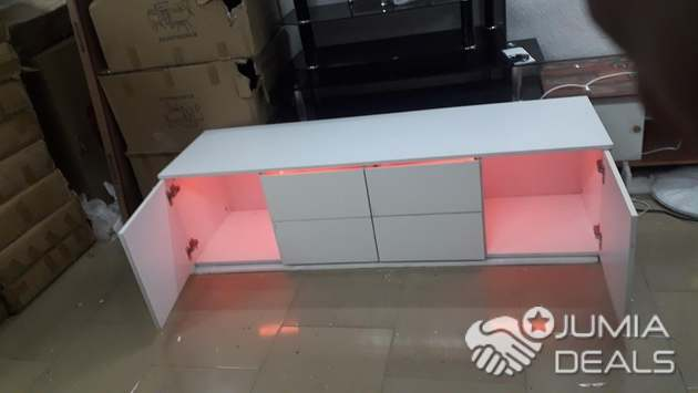 meuble tv lumineux