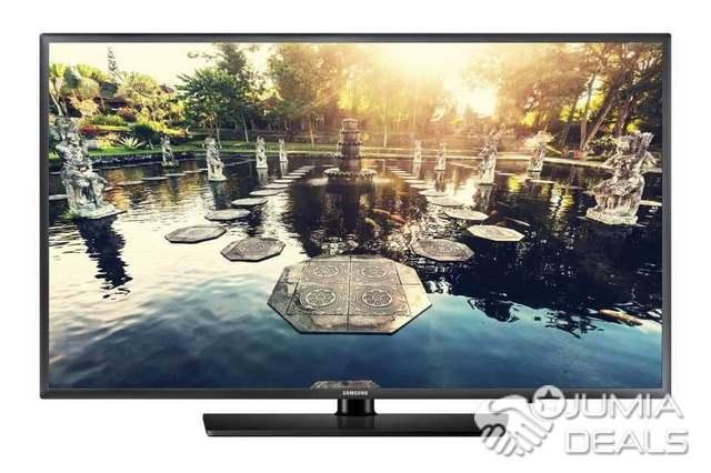samsung oled smart tv 43pouce ecran slim resolution super full hd avec decodeur tnt integre