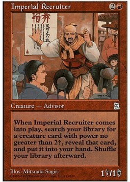 Imperial Recruiter