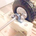 How To Make A Wagon Wooden Garden Cart Construction