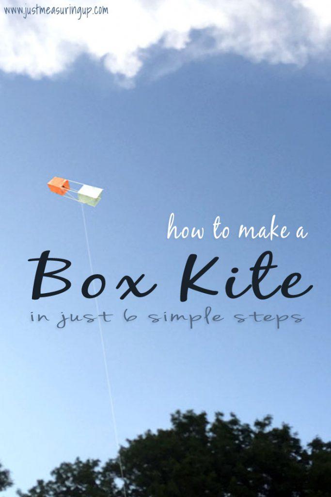 How to Make a Box Kite 6 Simple Steps