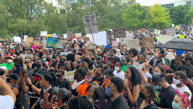 George Floyd march in Houston: What to know | kagstv.com