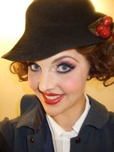 Karin Funk som Mary Poppins GöteborgsOperan 2008-09