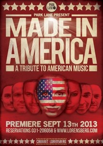 Made in America flyer