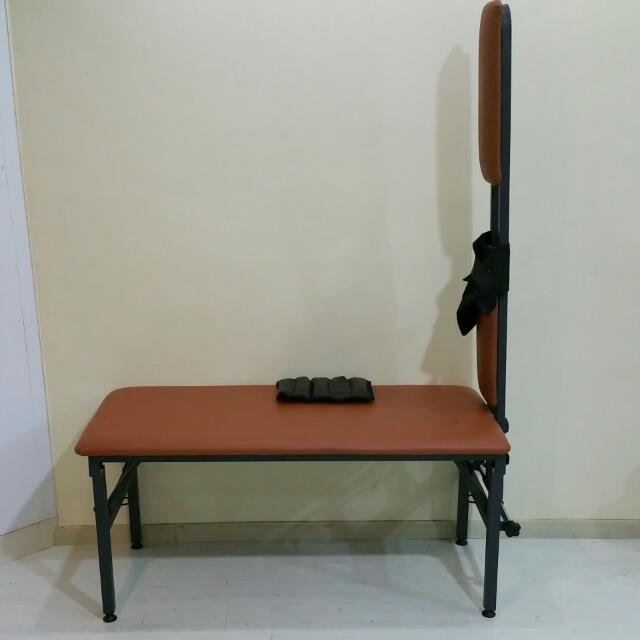 Lajin Foldable Bench Furniture Tables Amp Chairs On Carousell