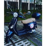 Vespa Lx 150 Ie 3v Motorcycles Motorcycles For Sale Class 2b On Carousell