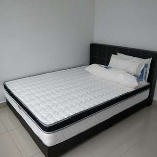 Promotion Spring Euro Top Mattress From Manufacturer