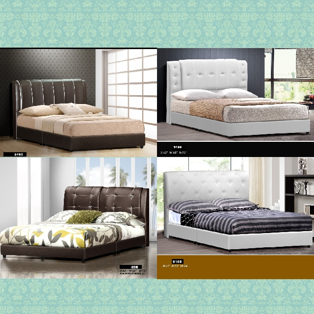 Brand New Queen Bed With Mattress Package