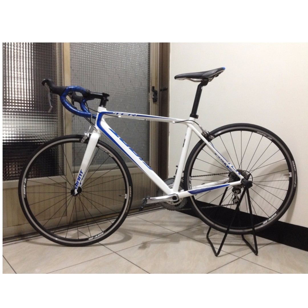 GIANT 捷安特 TCR 1 公路車 尺寸XS 適合158-167cm, Sports, Bicycles on Carousell