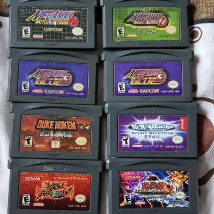 Gameboy Carts   DMG  GBC  GBA  Video Gaming  Video Games on Carousell photo photo