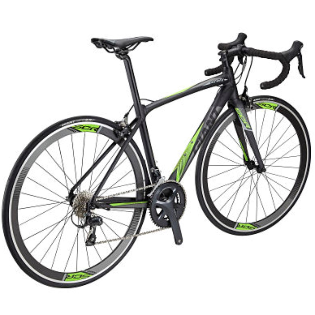 GIANT SCR 1 公路車 [2018] roadbike 鋁架碳叉單車, 運動產品, 單車 - Carousell