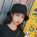 Plain Black Bucket Hat Men S Fashion Accessories Caps Hats On Carousell