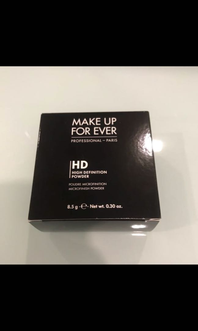 Makeup Forever Hd Loose Powder Health Beauty On Carou