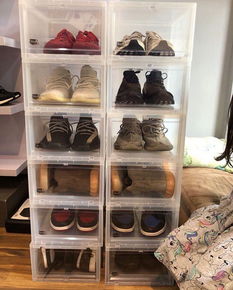 shoe rack box