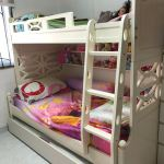 Triple Tier Bunk Bed Furniture Beds Mattresses On Carousell