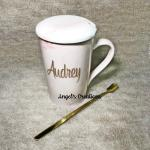 Personalized Customized Marble Tall Ceramic Mug Design Craft Handmade Craft On Carousell