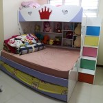 Bg Kids Bunk Bed Queen Size Space Saving Furniture Beds Mattresses On Carousell