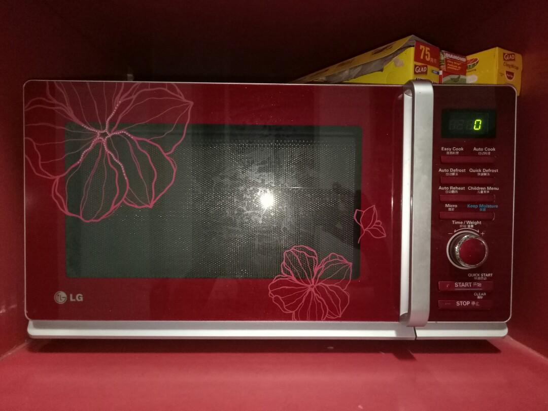 lg microwave oven working condition 30