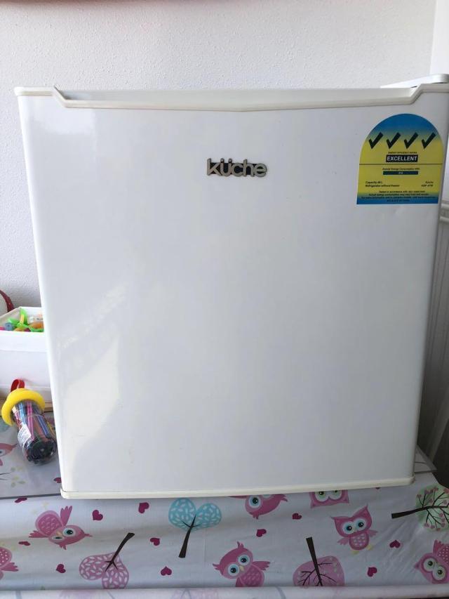 Kuche Mini Fridge 46L, Home Appliances, Kitchenware on Carousell