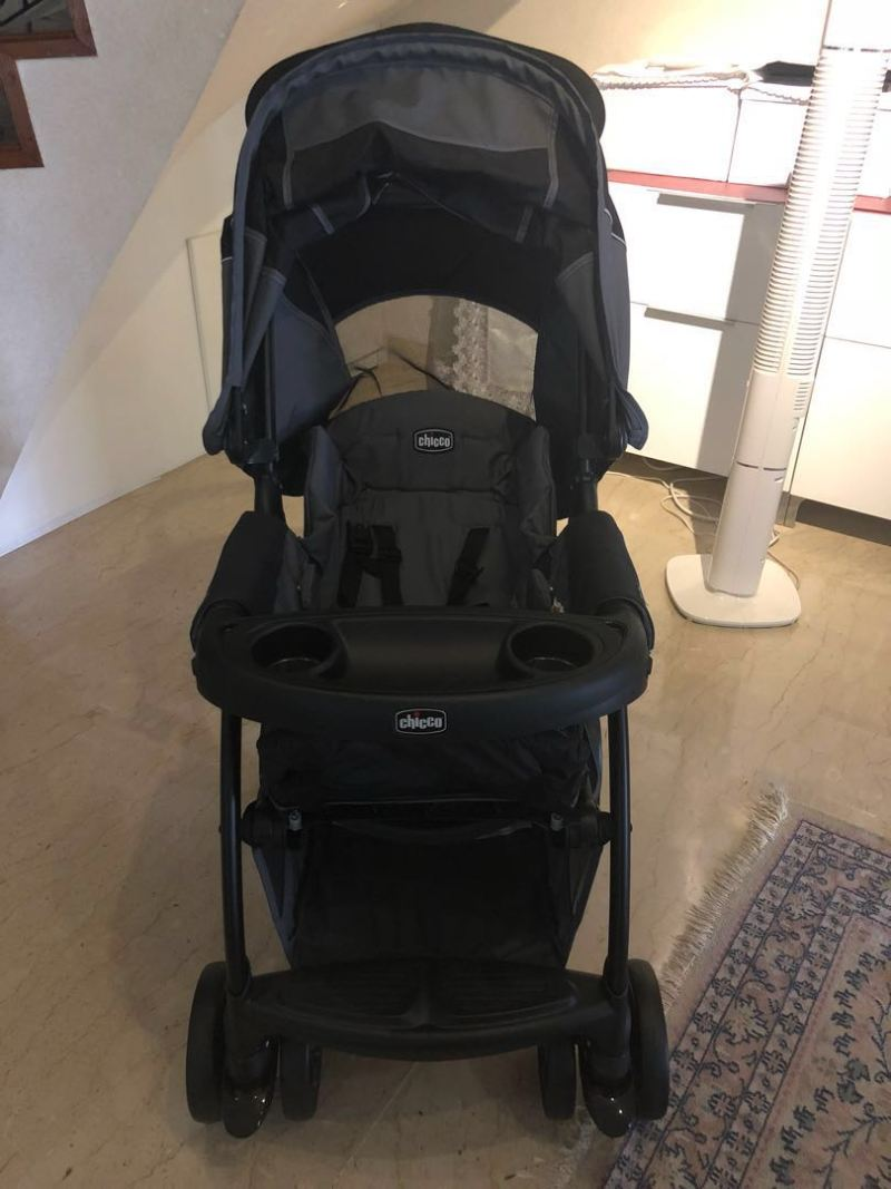 Chicco Keyfit 30 Travel System Pink Leancy Travel