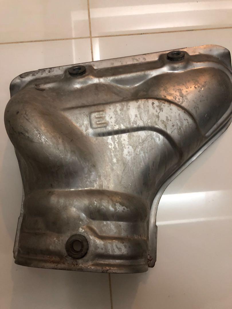 honda civic fd2 oem exhaust manifold header cover