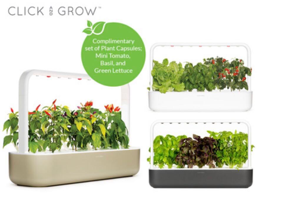 48+ Click And Grow Smart Garden Images