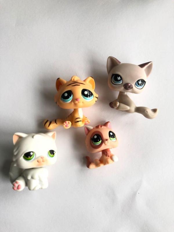 littlest pet shop cats # 52