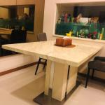 Top Value Italian Marble Dining Table Furniture Tables Chairs On Carousell